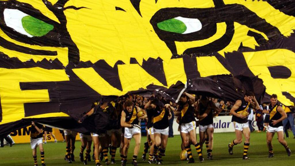 The night the Tigers walked into the Lions' den - richmondfc