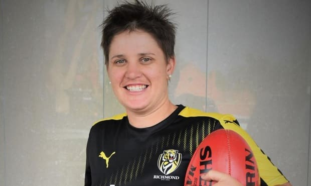 Kate Dixon has signed with the VFLW Tigers. Photo: Riverine Herald