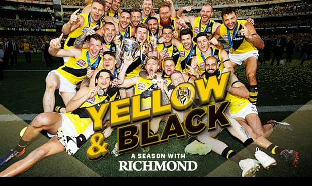 Official Afl Website Of The Richmond Football Club ...