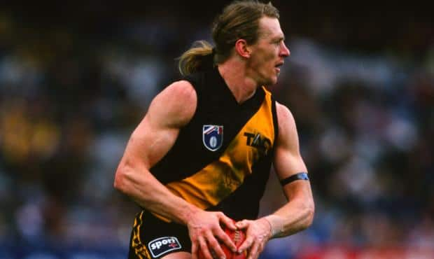 Michael Gale played 91 games for Richmond and 105 for Fitzroy.