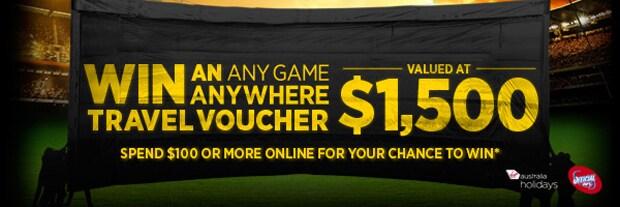 Shop online for your chance to win - richmondfc com au