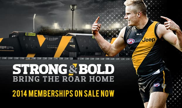 Tigers target 75,000 members - richmondfc com au