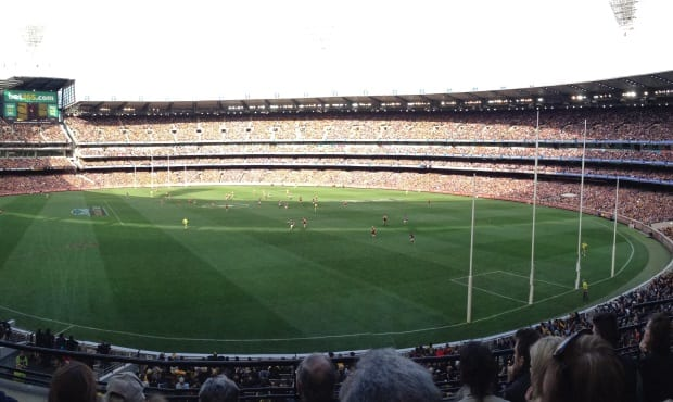 Richmond to rally in Ponsford Stand in 2014 - richmondfc com au