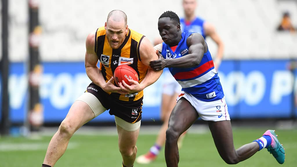 Revealed: The coaching tips Roughead gave to ex-Lion