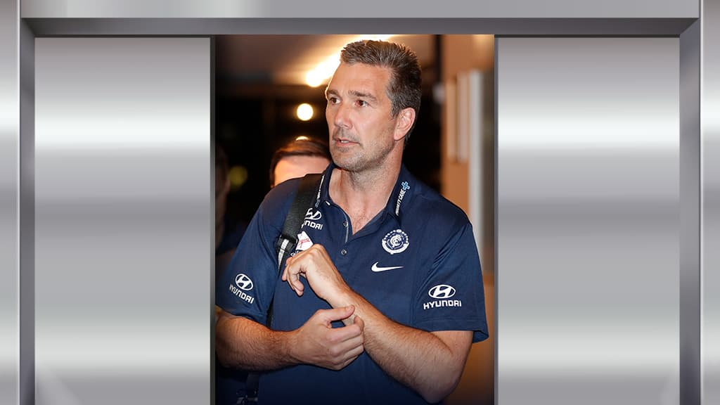 Sliding Doors: IF that was Stephen Silvagni spotted in Adelaide ... THEN