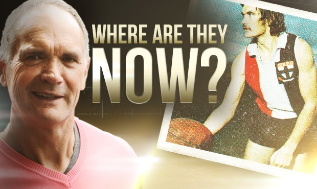 Gary Colling is the third ex-St Kilda player to be profiled in our 'Where are the now