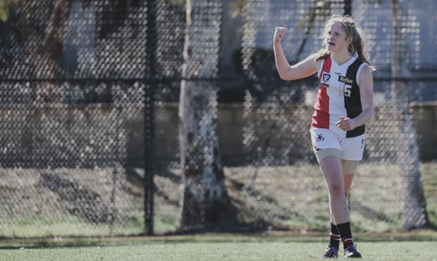 VFLW reporter Meg Saultry previews the Southern Saints' Round 13 clash against the Western Bulldogs. - St Kilda Saints,Western Bulldogs,AFLW