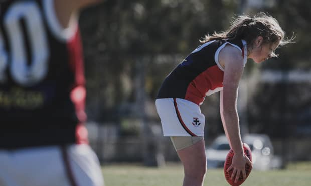 VFLW reporter Meg Saultry previews the Southern Saints' Round 14 clash against Darebin. - St Kilda Saints,AFLW