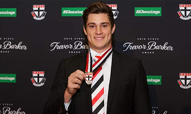 How Jack Steele's form turned on its head and led to a rampant run home for the tough Saint. - St Kilda Saints,Jack Steele