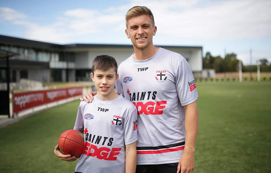 Your need-to-know guide for the Saints' exclusive holiday training program. - St Kilda Saints