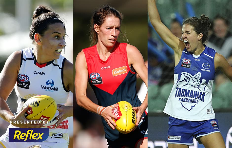 Melbourne's Cat Phillips and Adelaide's Jess Sedunary sign on for 2020. - AFLW,Trade,St Kilda,St Kilda Saints