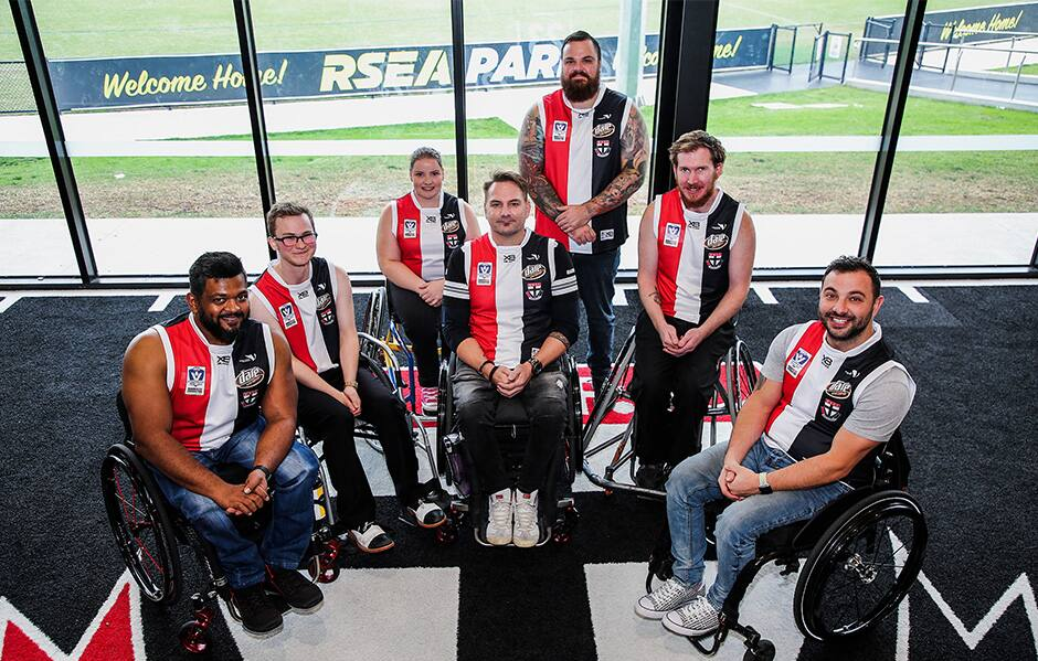 Proudly announcing the new-look VWFL side that will represent St Kilda in 2019. - St Kilda Saints