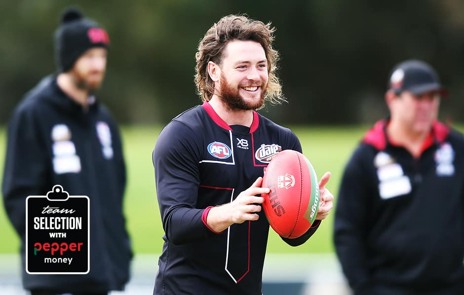 Jack Steven and Dan Hannebery will make their long-awaited returns this week against Fremantle. - St Kilda Saints,Jack Steven,Dan Hannebery,Jack Newnes,Fremantle Dockers