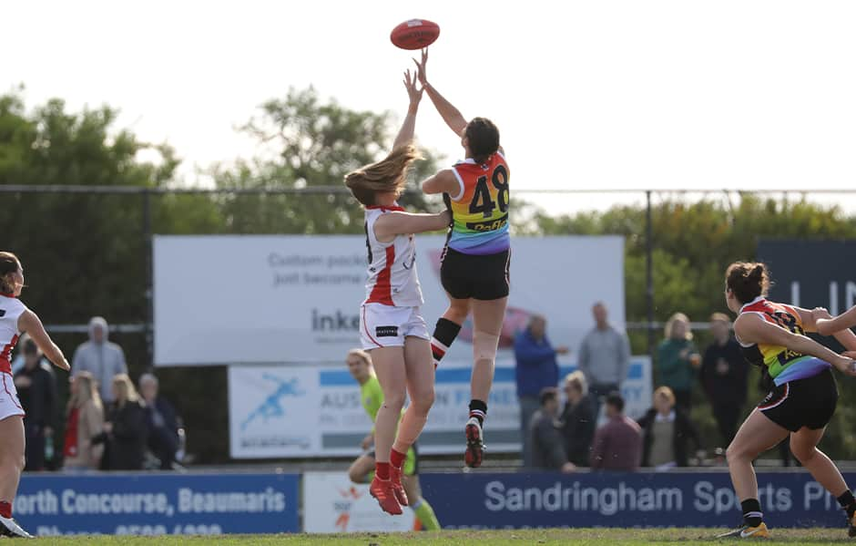 AFLW: Southern Saints talls reach new heights