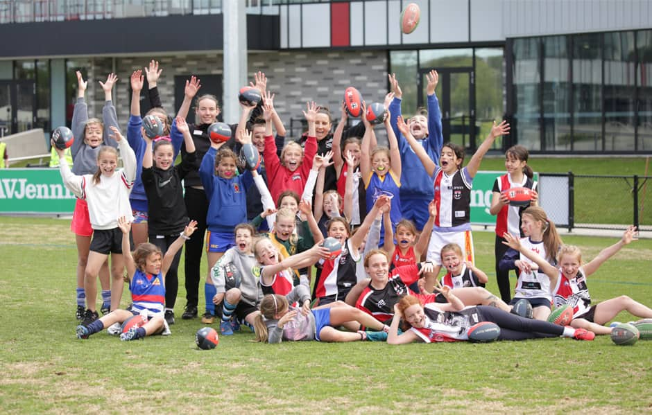 With the Saints' historic first AFLW season upon us, here are the best ways to get involved and support our girls. - AFLW