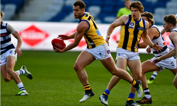 Has Mav Weller done enough at VFL level to be brought back for the trip to South Australia?