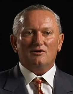 Sports scientist Stephen Dank on the ABC's 7.30 program