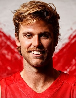 All Australian defender Dane Rampe will play his first game since Round 1 after overcoming a broken arm.