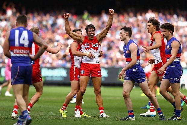 AFL 2016 Toyota AFL Grand Final - Sydney v Western Bulldogs