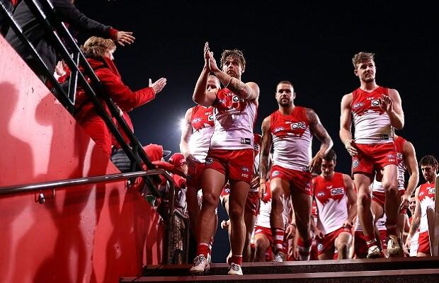 AFL 2017 Round 16 - Sydney v Gold Coast