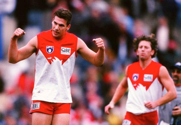 AFL 1998 - Sydney v Richmond
