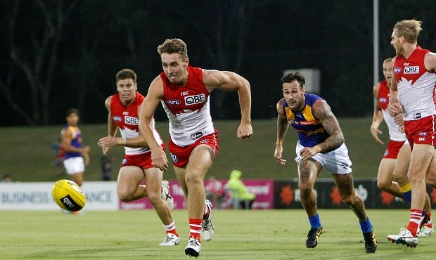 Robinson named to debut