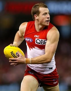 Could Harry Cunningham be the one to line up on Brent Harvey on Saturday night?
