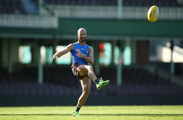 AFL 2016 Training - Sydney 180517