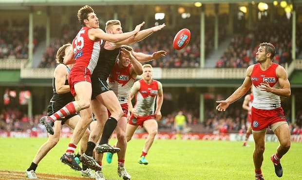 The Sydney Swans return to the SCG this weekend to take on Port Adelaide.
