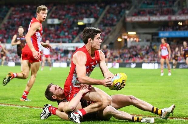 AFL 2017 Round 10 - Sydney v Hawthorn