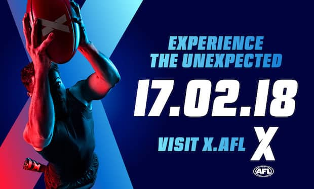 Make sure you get your tickets to watch the Swans in action in AFLX.