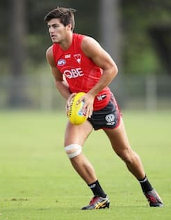 Lewis Melican has returned to full training with his teammates as he recovers from a hamstring injury.