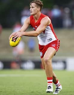 Jordan Dawson is among a number of players pushing their case for senior selection in the NEAFL.