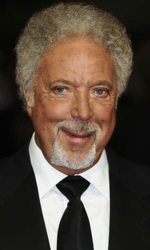 Tom Jones will be the main act for this year's Grand Final entertainment. Picture: Shutterstock.com