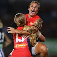 AFLW: Best of round two