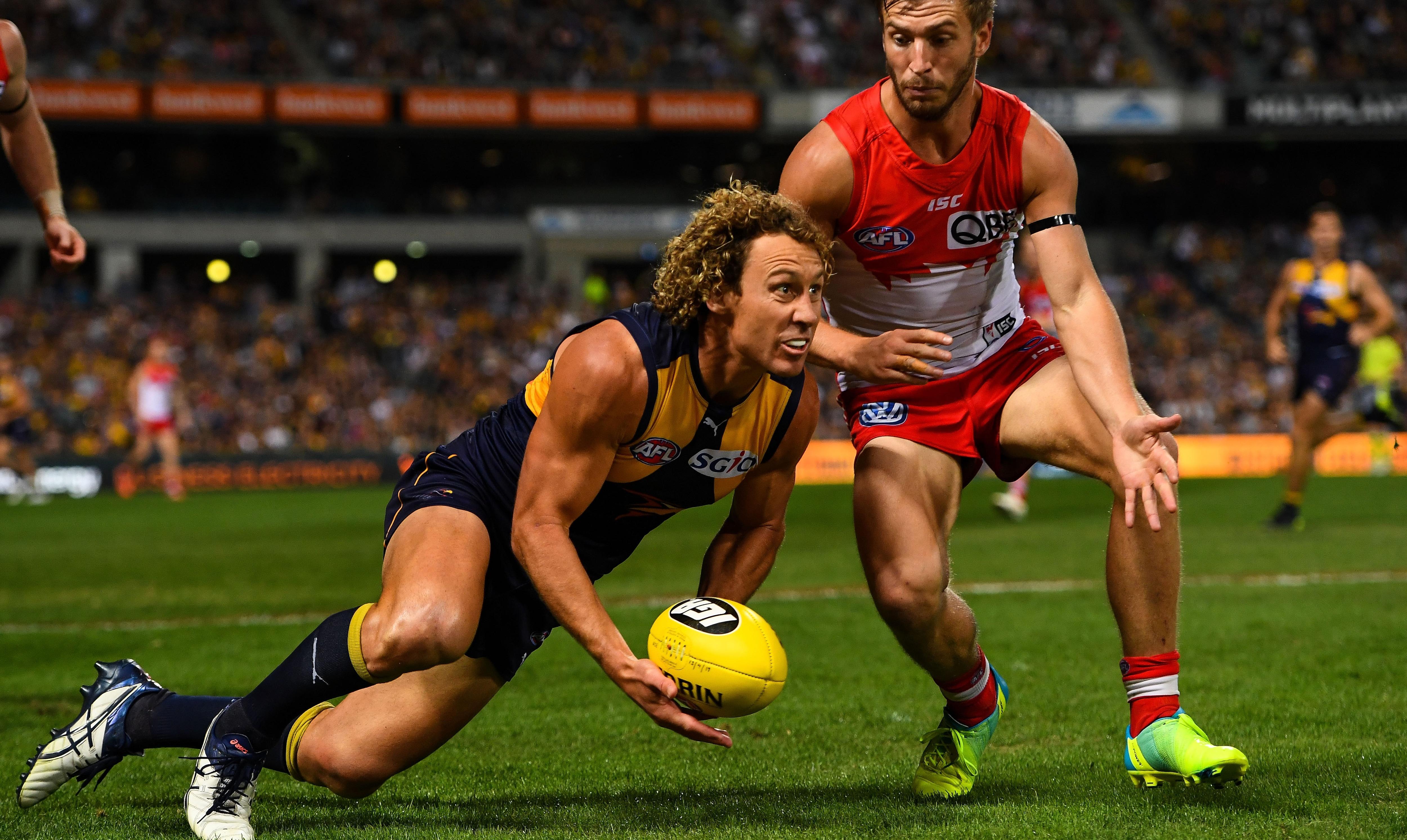 AFL 2017 Round 04 - West Coast v Sydney