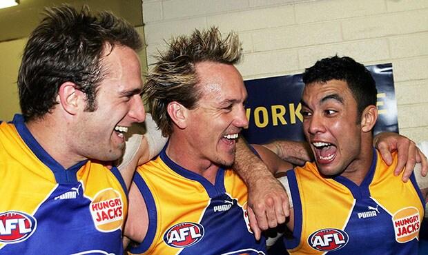 AFL 2006 2nd Preliminary Final - Adelaide Crows v West Coast Eagles