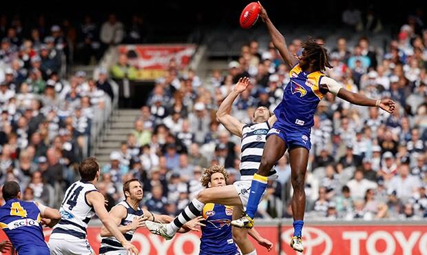 AFL 2011 2nd Preliminary Final - Geelong v West Coast