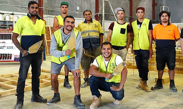 The Bidi Waalitj initiative was founded to help Aboriginal and Torres Strait Islander youth gain employment