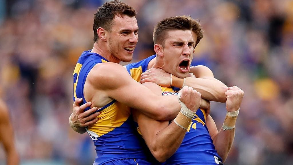 Elliot Yeo is the AFL's No.1 ranked tackler - West Coast Eagles,Richmond