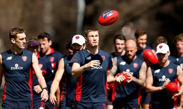 Oppo Watch Gawn Missing From Dees Training Session