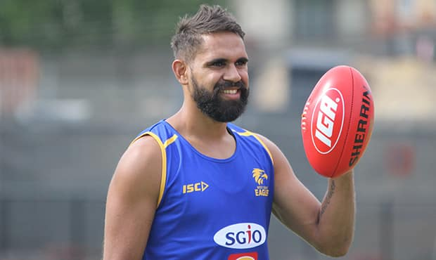 What is Lewis Jetta's favourite meal? Kangaroo and damper!