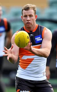 Steve Johnson is likely to get the selection nod for the Giants