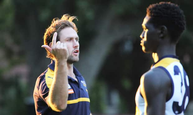 AFL 2016 Training - West Coast Eagles 050416