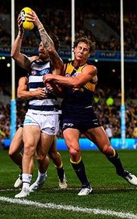 AFL 2017 Round 13 - West Coast v Geelong