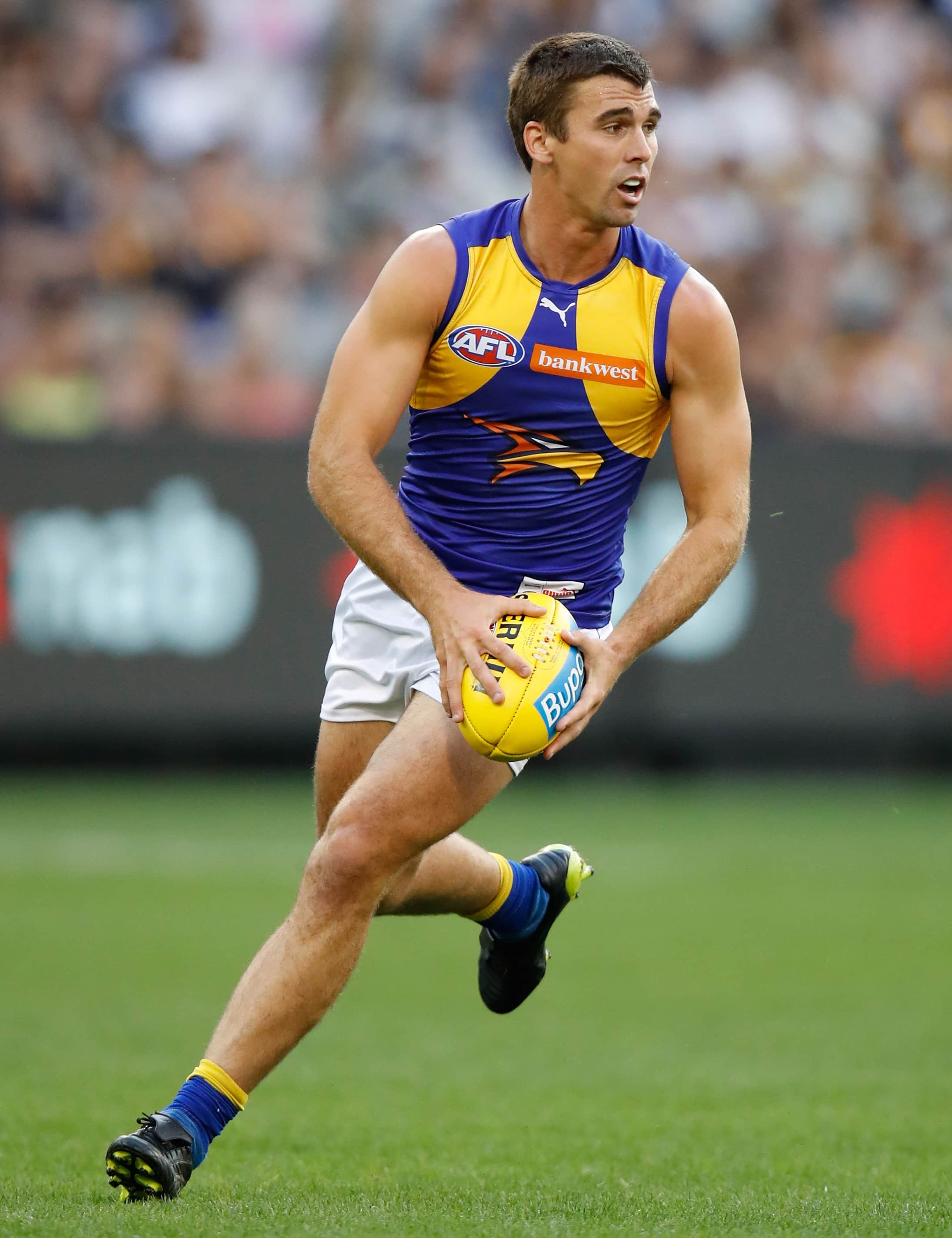 Jamie Cripps has been named in West Coast's extended 25-man squad