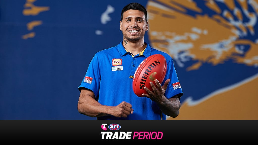 TRADE WRAP: Eagles complete two trades in 2019