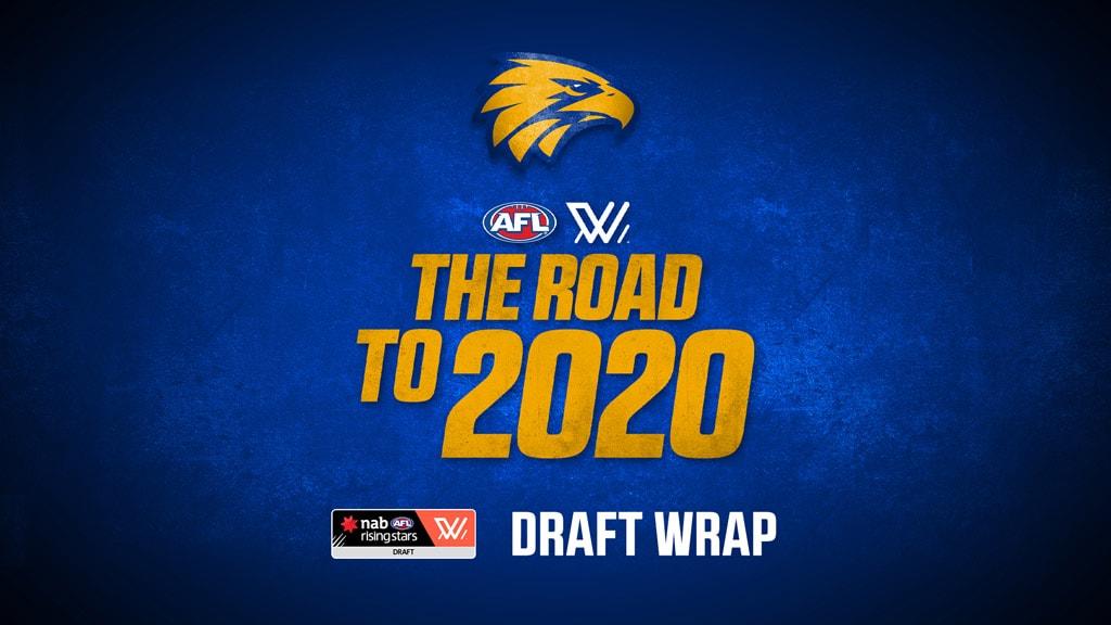 West Coast Eagles take six in AFLW Draft