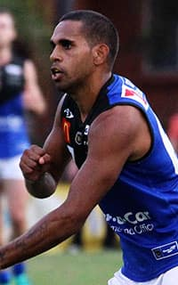 Lewis Jetta will be looking to back up last week's 36 disposal effort