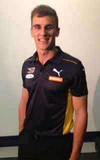 The Eagles snapped up Dom Sheed at pick 11 in tonight's draft